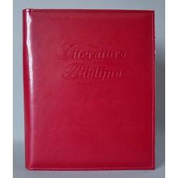 LITERATURA BIBLIJNA z folią bordo