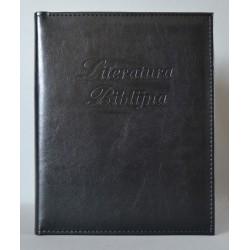 LITERATURA BIBLIJNA z folią czarna