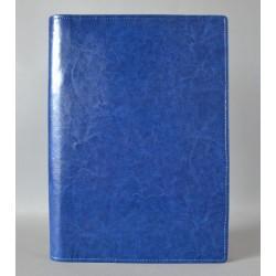 LITERATURA BIBLIJNA z zamkiem i folią bez napisu granat z fakturą
