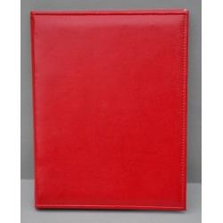 Literatura Biblijna z kieszeniam i folią czerwony ANG