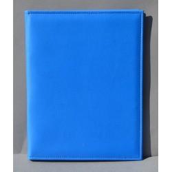 Literatura Biblijna z kieszeniam i folią niebieski ANG