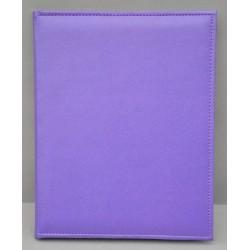 Literatura Biblijna z kieszeniam i folią fiolet  ANG