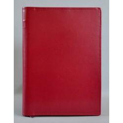 LITERATURA BIBLIJNA z zamkiem bez napisu bordo