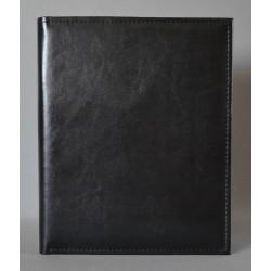 LITERATURA BIBLIJNA z folią czarna bez napisu