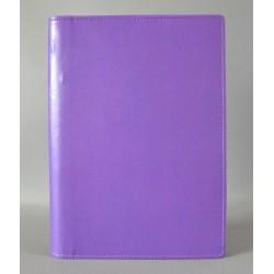 LITERATURA BIBLIJNA z zamkiem bez napisu fioletowa