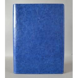 LITERATURA BIBLIJNA z zamkiem bez napisu granat z fakturą