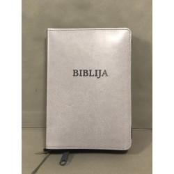 BIBLIA NOWA (2018) z napisem w języku LITEWSKIM