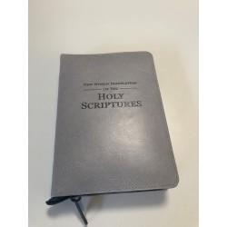 BIBLIA NOWA (2018) z napisem w języku ANGIELSKIM